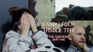 Hogwarts Reacts: Game of Thrones S04E10 -