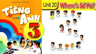 Tiếng Anh Lớp 3: UNIT 20 WHERE IS SAPA (Review and Short story) - FullHD 1080P