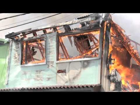 Incendio Iquique 16 abril