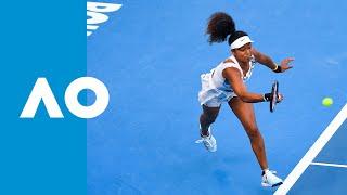 Naomi Osaka best shots | Australian Open 2020
