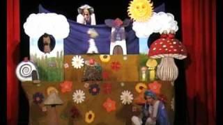 Óperenciás Bábszínház - Felhő Fáni meséi
