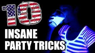 10 Insane Tricks, for Summer Parties!