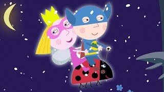 Ben and Holly's Little Kingdom | Superheroes | Cartoon for Kids