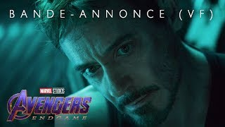 Avengers : endgame :  bande-annonce VF