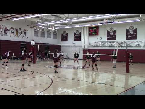 NAC - NCCS Volleyball  4-13-21