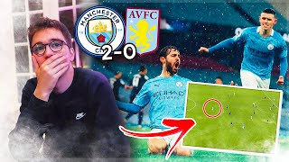 *VILLA ROBBED AGAIN AND DEAN SMITH SENT OFF* | MANCHESTER CITY 2-0 ASTON VILLA | *LIVE REACTION*