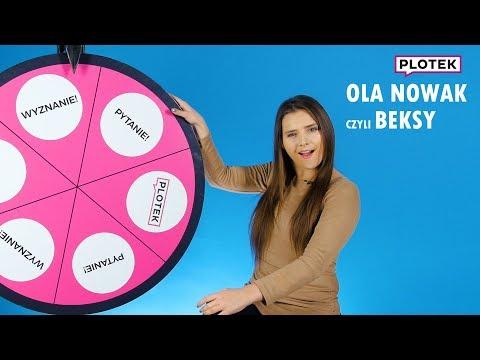 OLA NOWAK z kanału BEKSY odstrzeliła SZPARAGI - Koło Plotka