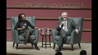 Condoleezza Rice And Rex Tillerson On Being Secretary Of State - Full Interview