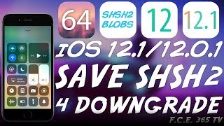 How To Downgrade / Upgrade To iOS 12 1 2 / 12 0 Using