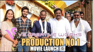 VS creative works Production no 1 Movie Launch