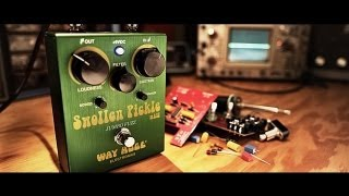 Watch the Trade Secrets Video, Way Huge Swollen Pickle MkIIS Jumbo Fuzz Pedal Video