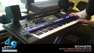 LMFAO - Party Rock Anthem Played On Yamaha Genos