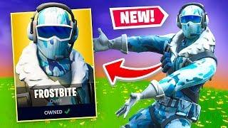 Fortnite got a COOL New Skin!
