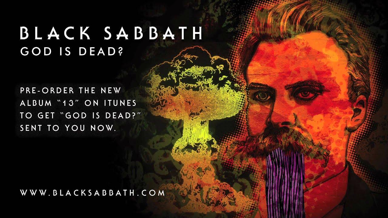 'God Is Dead?' by Black Sabbath - YouTube