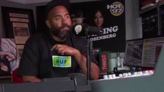 Ebro speaks on Angie Martinez & Cipha Sounds leaving Hot 97, Funk Flex, Charlamagne + more