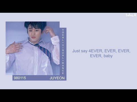 THE BOYZ (더보이즈) - 4EVER (color coded HAN/ROM/ENG lyrics/가사)