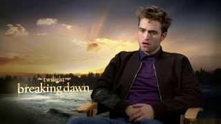 "Robert Pattinson - ""A lot of things in the Twilight world don't make sense"""
