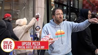 (Soulja Boy) Barstool Pizza Review - Upside Pizza with Special Guest Soulja Boy