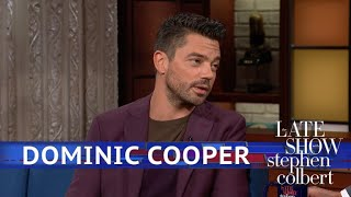 Beware Of Dominic Cooper, Says Cher