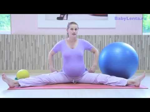 Правила занятий спортом при беременности. Часть 1.