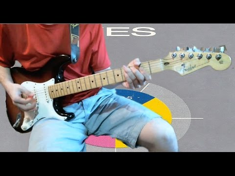 Yes Owner of a Lonely Heart Guitar Cover