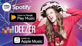 Где слушать музыку? Сравниваем Apple Music, Google Play Music, Spotify и Deezer