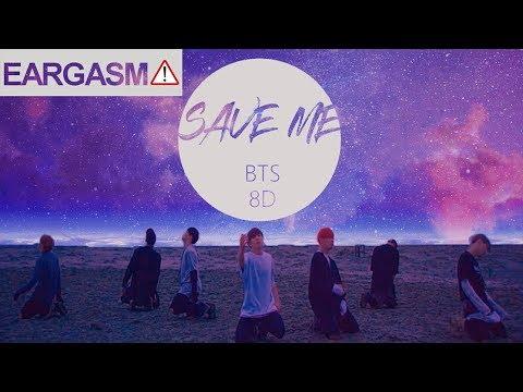 BTS (방탄소년단) - SAVE ME [8D USE HEADPHONE] 🎧