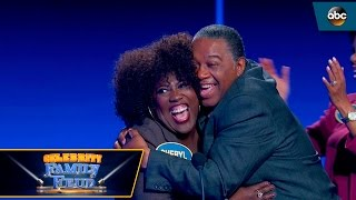 Sheryl Underwood's Hilarious Fast Money - Celebrity Family Feud