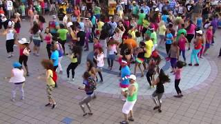 ##OKI FLaSH MOB##   LMFAO Party Rock Anthem
