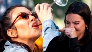 Funniest Kardashian / Jenner DRUNK Moments In History!