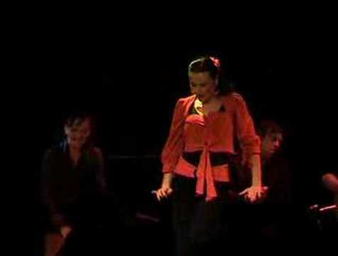 Danse Flamenco  La Burbuja