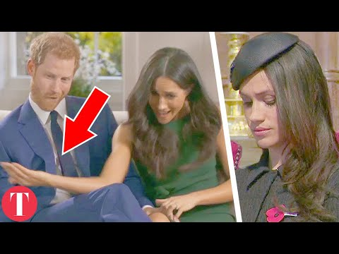 10 Strict Rules Prince Harry Makes Meghan Markle Follow
