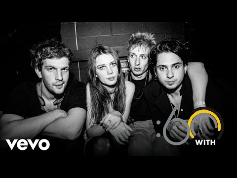 Wolf Alice - :60 With (Vevo UK)