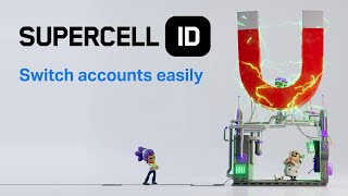 Clash Royale: Switch Accounts with Supercell ID! 😲📱