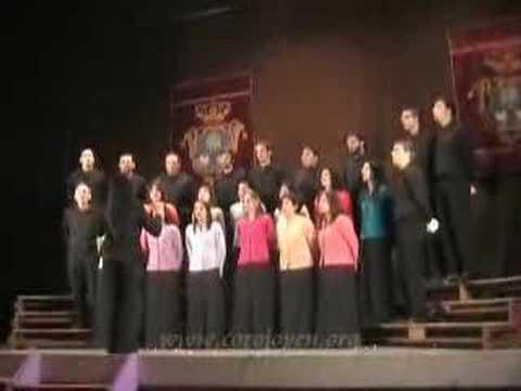 Coro Joven San Ignacio - Festejo de Navidad