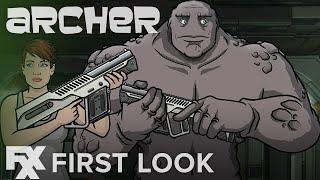 Archer   Season 10: First Look   FXX