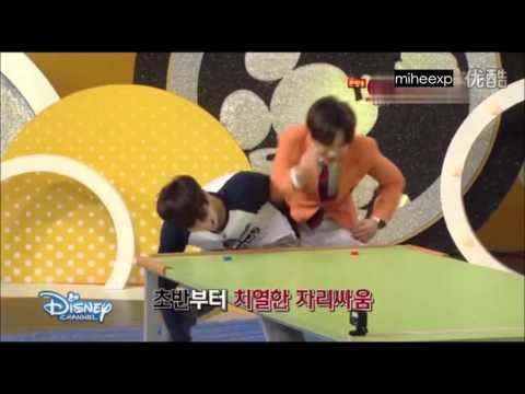 [ENG SUB] Mickey Mouse Club - Eunhyuk and Leeteuk's Game