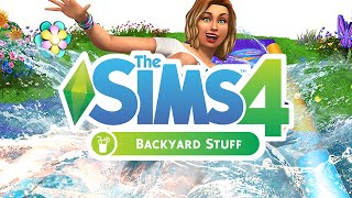 The Sims 4 Backyard Stuff Pack | REVIEW