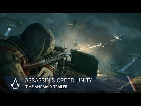 Assassin's Creed Unity: Time Anomaly Trailer [US]