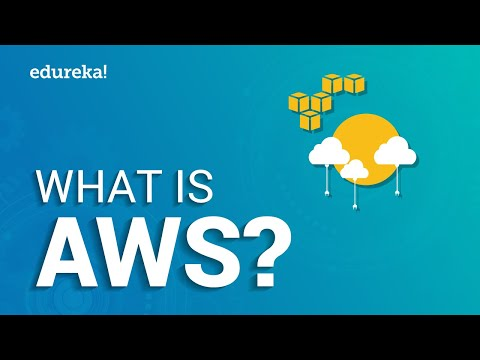 What is AWS | AWS in 10 Minutes | AWS Tutorial For Beginners | AWS Training | Edureka