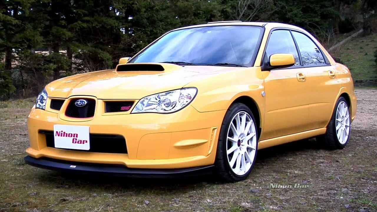 The Sti Spec C Type Ra R Jn Garage