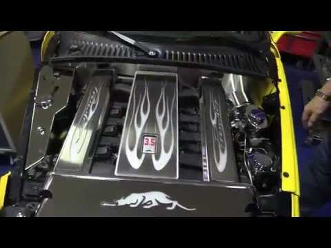 Prowler Valve Cover and Engine Cover Install