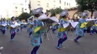La Kochera, desfile de Comparsas de 2019