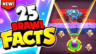 25 BRAWL STARS Facts YOU Shouldn't Miss!