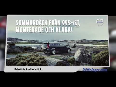 Bilbolaget Sommardäck Övik 2015