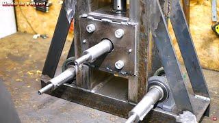 Making electric Roller Bender Part 1/3