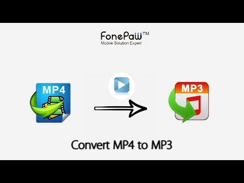 How to Convert MP4 to MP3 with Original Quality