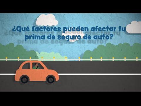 ¿Qué factores pueden afectar tu prima de seguro de auto?   Allstate en Español