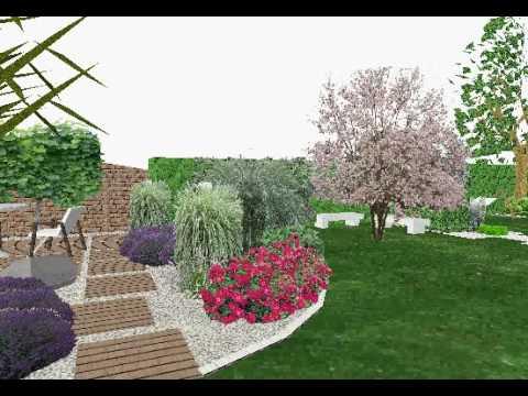 etude de l 39 am nagement d 39 un petit jardin dans le bas rhin. Black Bedroom Furniture Sets. Home Design Ideas