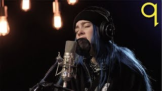 Billie Eilish - when the party's over (LIVE)